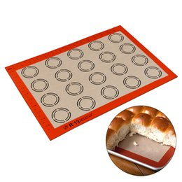 $enCountryForm.capitalKeyWord NZ - 30*40cm Cookie Macaron Baking Mat Non-Stick Silicone Pad Barbecue Tools Gadgets Kitchen Accessories Home Decor Household Supplies