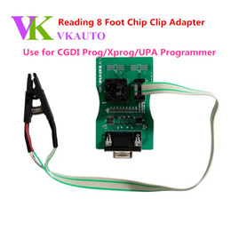 Upa adapters online shopping - Reading Foot Chip Free Clip Adapter with CGDI Prog and XPROG and UPA USB ECU Programmer