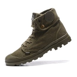 free cowboy boots NZ - free shipping Boots for Women Triple White Black Winter Boot Trainers mens Army Green Ankle Booties Students' outdoor activities 36-45
