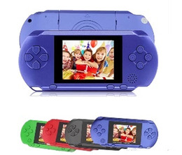 pxp3 16 bit 2019 - PXP3 Handheld TV Video Game Console 16 bit Mini Game PXP Pocket Game Players with retail package discount pxp3 16 bit