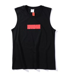 $enCountryForm.capitalKeyWord Australia - Designer Mens T Shirt vest Hip Hop Men Designer Tshirt Black White Fashion Summer Men Brand T-shirts Short Sleeve Streetwear tee Cotton