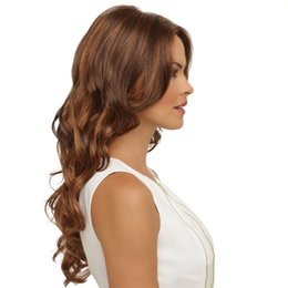 Long Hair For NZ - 100% American hot long vacation hair, tailored for women, novel style, portable breathable, comfortable to wear, show charming style.