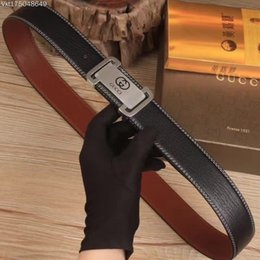 metal belt ends 2019 - High-end grades classic gift for personal use best choice counters new never-time belt men's fashion trend to send