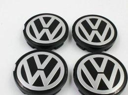 Discount vw passat cc wheels - 20pcs lot 55mm Wheel Center Caps Hub Cap Fit For Volkswagen VW Polo Golf Passat Bora Bettle Jetta CC 6N0 601 171, 6N0601