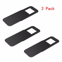 Pc webcams online shopping - 3Pcs Plastic Shutter Slider Webcam Cover Privacy Protect for Laptop iPad PC Tablet