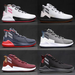 $enCountryForm.capitalKeyWord NZ - 2019 New DERRICK ROSE'S D ROSE 9 for Baby Kids Men Basketball Shoes All Star Basketball Sneakers