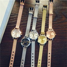 $enCountryForm.capitalKeyWord Australia - Cheap Newly Woman Designer Watches Rose Gold Stainless Steel Strap ladies watches Dress Wristwatch Quartz Clock Drop Shipping