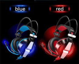 good chinese earphones Canada - GS700 Game Headphone Good Sound Portable Head Ear Phone Play Gaming Stereo Headset Cell Phone Earphones