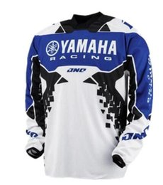$enCountryForm.capitalKeyWord Australia - Wholesale Motocross Jersey Downhil Mountain Bike Shirt MX Motorcycle Clothing For yamaha Men Quick Dry MTB