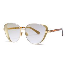 Marca Designer de Moda de luxo mulheres óculos de sol mulheres óculos de sol Oval óculos de sol Oversize óculos Red óculos de alta qualidade venda por atacado