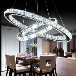 Großhandel Moderne led wohnzimmer esszimmer suspension leuchte suspendu led ring beleuchtung lampe leuchte de techo colgante