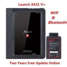 launch x431 version NZ - Launch X431 V+ X431 Pro3 Wifi Bluetooth Tablet Full System Diagnostic Tool Global Version