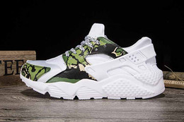 $enCountryForm.capitalKeyWord Australia - new product Promotion 2018 Huarache Ultra womens free run shoe Mens jogging shoes Huaraches Designer Sneakers Trainers