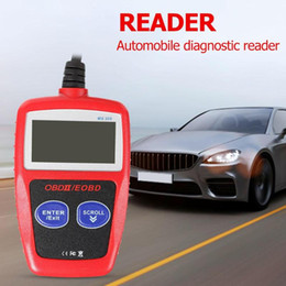 MaxiScan MS309 CAN BUS OBD2 car Code Reader EOBD OBD II Diagnostic Tool MS 309 car Code Scanner with Multi-languages ms 309 tool on Sale