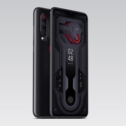 Xiaomi dual sim online shopping - 12GB GB Xiaomi Mi Mi9 G LTE Octa Core Snapdragon NFC MIUI MP Camera W Fast Charging Fingerprint Smartphone Global Version