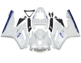 $enCountryForm.capitalKeyWord Australia - New Injection ABS Plastic Motorcycle Fairings Kits Fit For Triumph Daytona 675 06 07 08 2006 2007 2008 Fairing Bodywork nice white blue