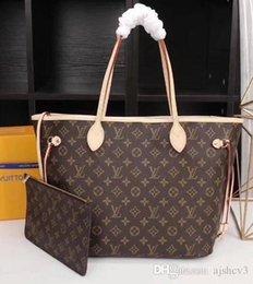 $enCountryForm.capitalKeyWord NZ - Famous 2019 Classic Designe High Quality Ladies Handbag Large Capacity Shoulder Tote Day Clutch Bag Wallet Ms.