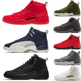 quality design b5387 12755 2019 nike air retro jordan 12s jumpman International Flight 12 Cp3  Graduation Pack JUMPMAN XII zapatos de baloncesto para hombre 23 12s Bulls  criado El ...
