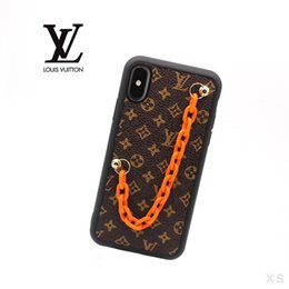 China Canvas prints online shopping - phone cases for iphone pro max plus PU leather hard back cover for iphone X XR XS MAX drop shipping luxury designer brands