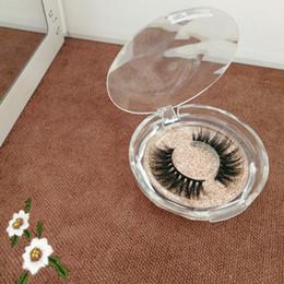 $enCountryForm.capitalKeyWord Australia - Hot sale 3D Mink Eyelashes Handmade Wispy&Soft 100% mink fur 15mm Individual False Strip Wholesale Free Box Free Shipping Reusable