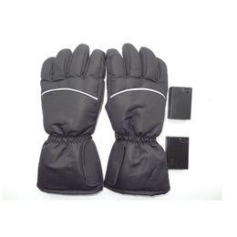 $enCountryForm.capitalKeyWord Australia - Winter Outdoor Fun & Sports Heated Glove Windproof Waterproof Ski Cycling Warm Riding Motorcycle Bicycle Gloves ZZA570