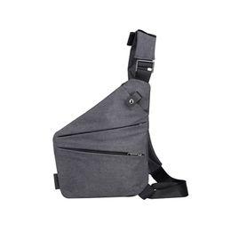 $enCountryForm.capitalKeyWord Australia - Male Chest Bags Anti-theft Messenger Bag Men Shoulder Bags Men Hidden Chest Pack Mens Crossbody Sling Bag