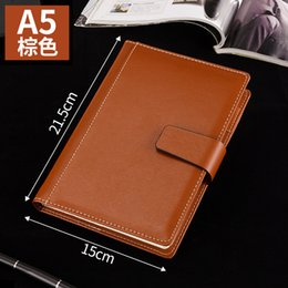 $enCountryForm.capitalKeyWord Australia - Thickened notebook Notepad B5 business leather diary large super thick A5 simple student notebook