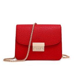 $enCountryForm.capitalKeyWord NZ - New Small Women Bags Pu Leather Messenger Bag Clutch Bags Designer Mini Shoulder Bag Women Handbag Hot Sale Bolso Mujer Purse