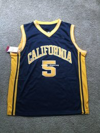 c93d0d77f Cheap custom Vintage Jason Kidd California Golden Bears NCAA Basketball Jersey  Stitch customize any number name MEN WOMEN YOUTH XS-5XL