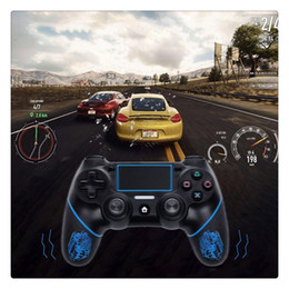 $enCountryForm.capitalKeyWord Canada - 6 Axies Game Controller Gamepads for PS4 Wireless Bluetooth Personal Mode Game Handle with Touch Screen High Quality Motion Experience