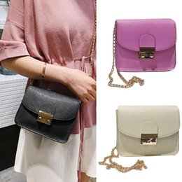 office lady handbags Australia - Hot Sale Handbags Solid Color Women Messenger Shoulder Bag Leather Office Ladies Casual Handbag Leisure Daily Shopping