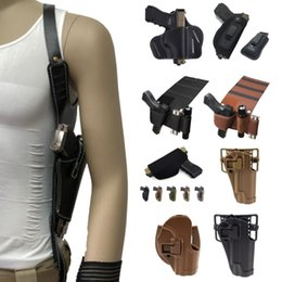 $enCountryForm.capitalKeyWord Australia - Concealed Tactics Gun holsters Cowhide Canvas Engineering plastic Multiple choices specifications Suitable for all kinds of pistols.