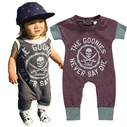 romper infant Australia - INS baby romper cute boy rompers short sleeve newborn rompers baby boy clothes baby infant boy designer clothes infant jumpsuit A7799