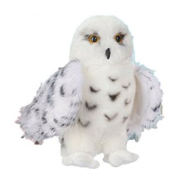 $enCountryForm.capitalKeyWord UK - 20170617 Hot Premium SnowyWhite Baby Kids Plush Toys Ty Stuffed Hedwig Owl Adult Kid Gift Cute Lovely Sellings Toys Doll