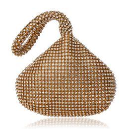 $enCountryForm.capitalKeyWord Australia - Soft Beaded Women Evening Bags Cover Open Style Lady Wedding Bridesmaid Handbags Purse Bag For New Year Gift Clutch