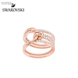 $enCountryForm.capitalKeyWord Australia - Designer Hop Out Ring Micro Pave Stone Women Charm Jewelry Silver Plated Wedding