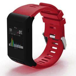 Discount garmin watches - 2019 Watchbands Replacement Soft Silicagel Sports Watch Band Strap For Garmin Vivoactive HR Fashion Sports Women Men Wat