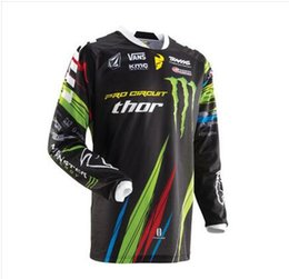 Uv shirts men online shopping - riding speed drop suit shirt men s summer bicycle long sleeved T shirt off road motorcycle service locomotive off road shirt