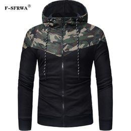 $enCountryForm.capitalKeyWord Australia - F-SFRWA 2019 New Fashion Mens Hoodies Brand Men Camouflage Sweatshirt Mens Hoodie Hip Hop Autumn Winter Hoodie Pullover XXL