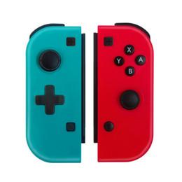 Sem fio Bluetooth Pro Gamepad Controlador Para Nintendo comutador sem fio Handle Joy-Con direita e da direita manopla da seccionadora de punho direito em Promoção
