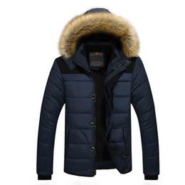 $enCountryForm.capitalKeyWord UK - Fur Hooded Casual Parka Jackets Casacos Masculino Keep Warm Brand Thickening Warm Winter Jacket Coat Men Big Size 4XL 5XL