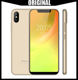 Dual Sim Android 3g Gps Australia - Blackview A30 Smartphone 5.5inch 19:9 Full Screen MTK6580A Quad Core 2GB+16GB Android 8.1 Dual SIM 3G Face ID Mobile Phone