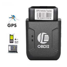 $enCountryForm.capitalKeyWord Australia - GPS TK206 OBD 2 Real Time GSM Quad Band Anti-theft Vibration Alarm GSM GPRS Mini GPRS OBD II Car Tracker Tracking Device