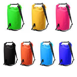 $enCountryForm.capitalKeyWord UK - Floating Waterproof Dry Bag 2L 3L 5L 10L 15L 20L 30L For Kayaking Rafting Swimming Bag Camping Hiking Fishing Storage Dry Sack M236Y