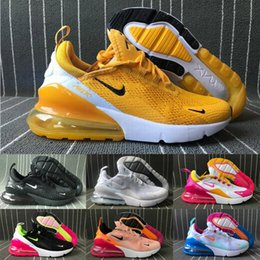 Toptan satış Atletik Sıcak 270 3.0 Eğitmenler Erkekler Buhar Tasarımcılar Sneakers Erkek Yürüyüş Spor 270S Koşu Ayakkabıları 3 MAX Kırmızı Mavi HAVA Beyaz Siyah 27c Kadınlar