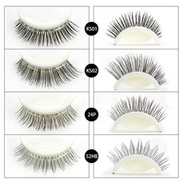 $enCountryForm.capitalKeyWord Australia - 1 Pair 3d False Eyelashes Elegant Makeup Self Adhesive Fake Eye Lashes Long Natural Extension Party Eyelash Z24p