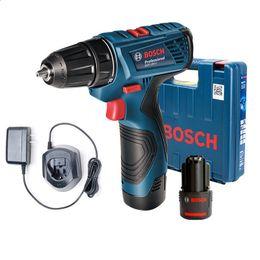Bohrmaschine mit Lithium-Akku Akkuschrauber Wiederaufladbare Power Tools Furadeira E Parafusadeira Cordless Power Tools im Angebot