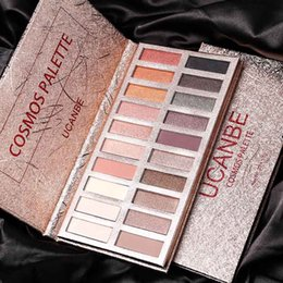 $enCountryForm.capitalKeyWord NZ - 20 Colors Eyeshadow Palette Shimmer Matte Sexy Radiant Makeup Smokey Warm Pigment Long Lasting Shadow Powder Natural Best Sexy Eye Makeup