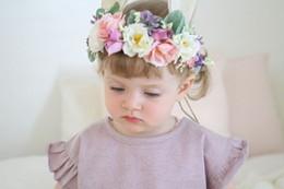 Hair bands for infant girl online shopping - New style Rabbit Ear Hair band Lovely Baby girl Summer headband Kids Toddler Infant for newborn infant