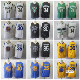 806bf878c795 Boys BasketBall shirts online shopping - Warriors Youth Kevin Durant Jersey  Stephen Curry Giannis Antetokounmpo Bucks
